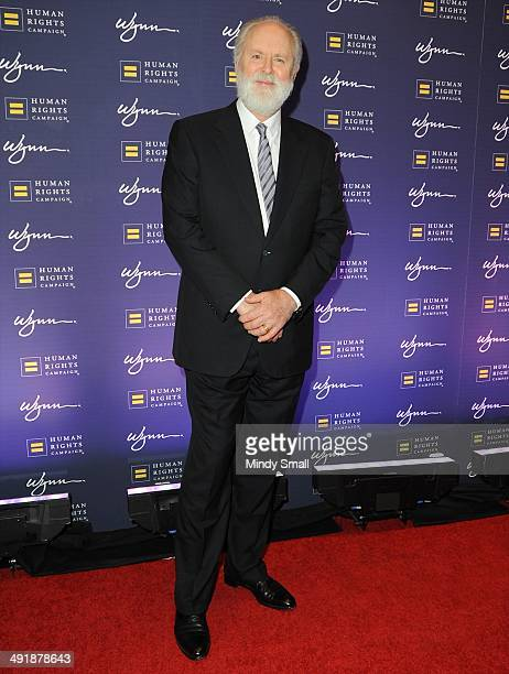John Lithgow arrives at the 9th Annual Human Rights Campaign Gala at the Wynn Las Vegas on May 17, 2014 in Las Vegas, Nevada.