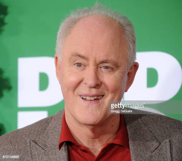 John Lithgow arrives at the premiere of Paramount Pictures' 'Daddy's Home 2' at Regency Village Theatre on November 5 2017 in Westwood California