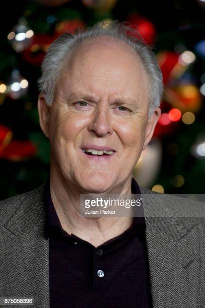 John Lithgow arrives at the UK Premiere of 'Daddy's Home 2' at Vue West End on November 16 2017 in London England