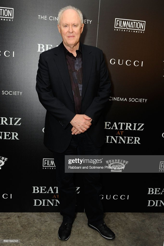 """Gucci & The Cinema Society Host A Screening Of Roadside Attractions' """"Beatriz At Dinner"""" - Arrivals"""