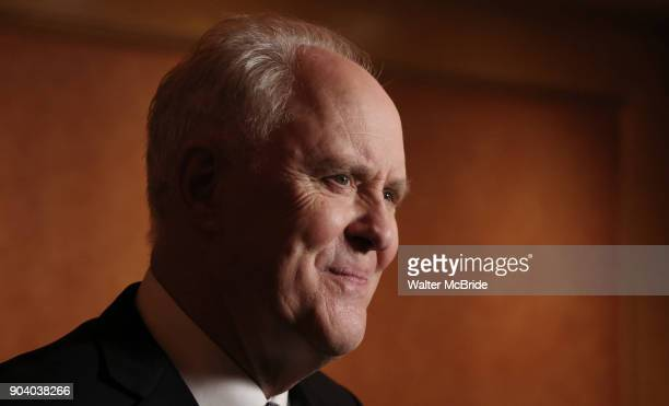 John Lithgow attends the Broadway Opening Night Performance After Party of 'John Lithgow Stories by Heart' at the American Airlines Theatre on...
