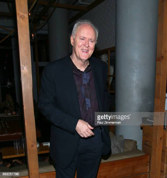 """John Lithgow attends the Gucci & The Cinema Society after party of Roadside Attractions' """"Beatriz At Dinner"""" at Mr. Purple on June 6, 2017 in New..."""