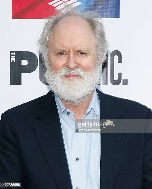 """John Lithgow attends The Public Theater's Opening Night Of """"Much Ado About Nothing"""" at Delacorte Theater on June 16, 2014 in New York City."""