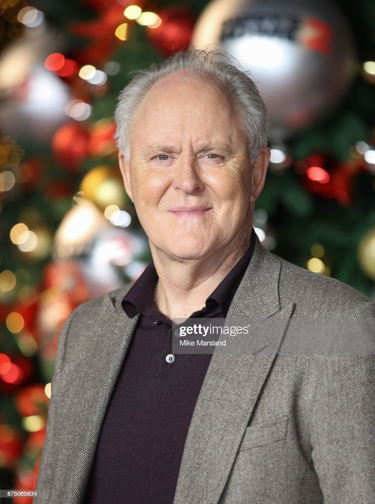 John Lithgow attends the UK Premiere of 'Daddy's Home 2' at Vue West End on November 16, 2017 in London, England.
