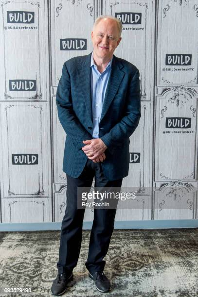 John Lithgow discusses 'Beatriz At Dinner' with the Build Series at Build Studio on June 7 2017 in New York City
