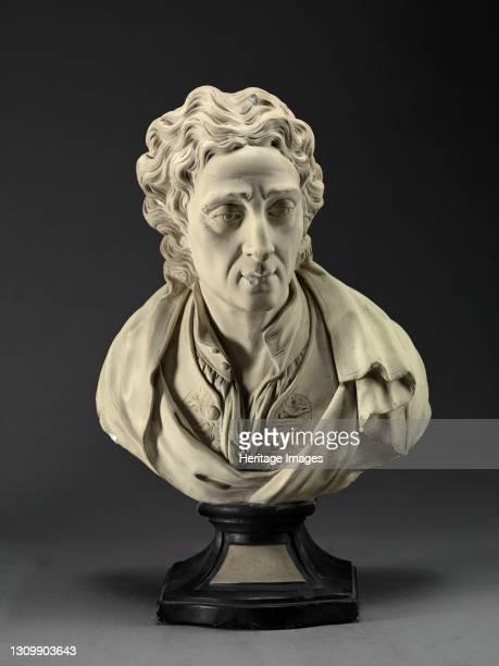 John Locke, ca. 1750. Attributed to John Cheere after John Michael Rysbrack Artist Unknown. .