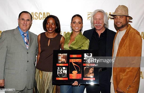 John LoFrumento Jeanie Weems Alicia Keys Todd Brabec and Krucial