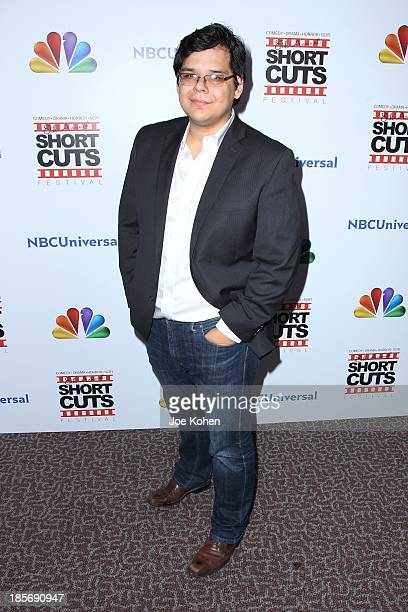 John Lopez attends NBC Universal's 8th Annual Short Cuts Festival Grand Finale at DGA Theater on October 23 2013 in Los Angeles California