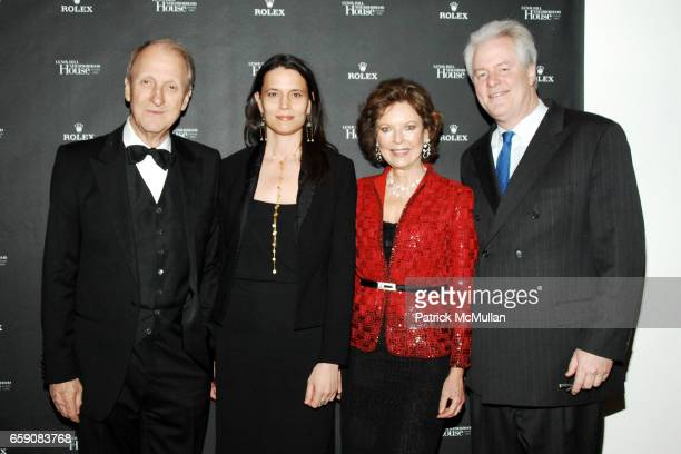 John Loring Andrea Denise Margo Langenberg and Jamie Figg attend NIGHT AND DAY A Spring Celebration to Benefit LENOX HILL NEIGHBORHOOD HOUSE...