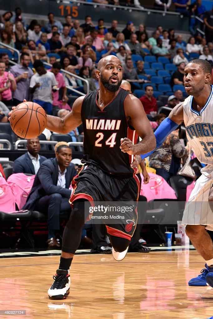 Miami Heat v Orlando Magic