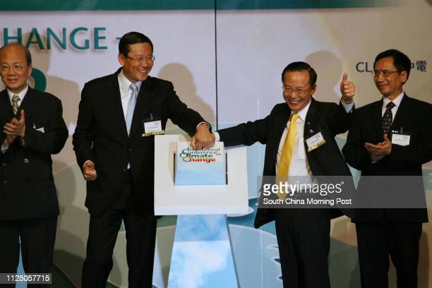 John Luk Chairperson International Advisory Committee of ICCC Peter Woo Kwongching Chairman of the Hong Kong Trade Development Council Otto Poon...