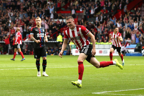 GBR: Sheffield United v Crystal Palace - Premier League