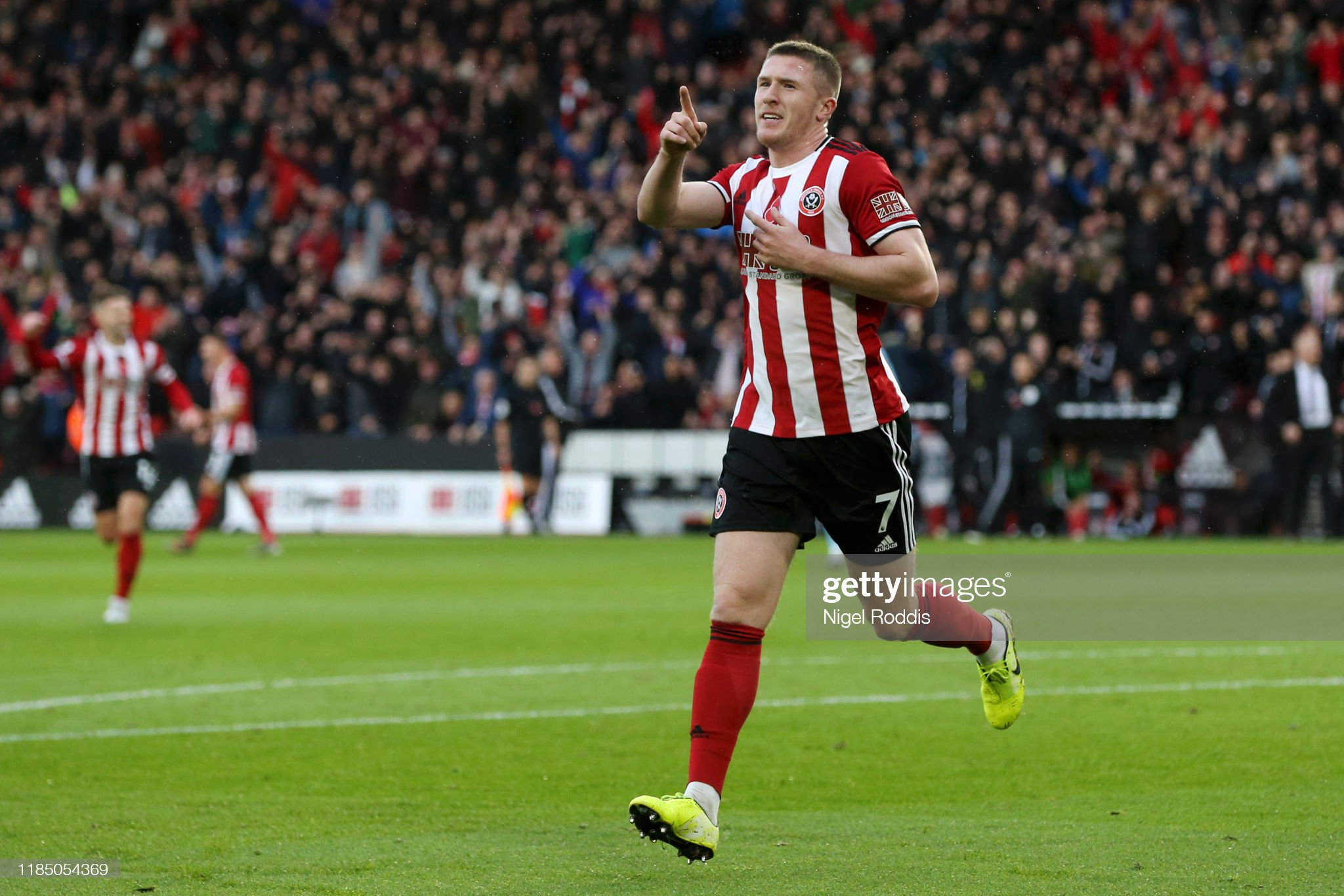 Sheffield United v Burnley FC - Premier League : News Photo
