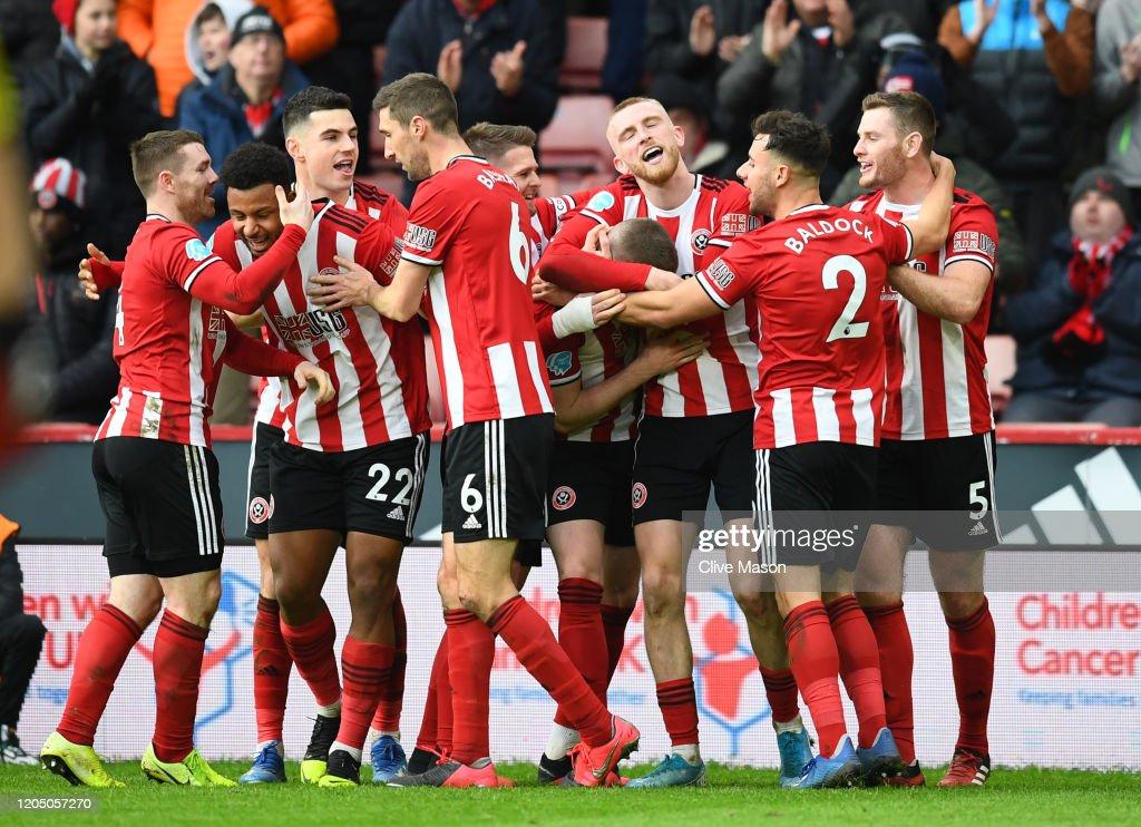 Sheffield United v AFC Bournemouth  - Premier League : News Photo