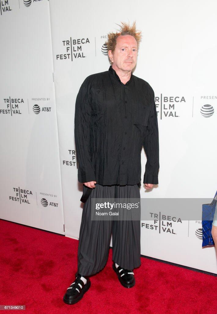 """The Public Image is Rotten"" Premiere - 2017 Tribeca Film Festival"