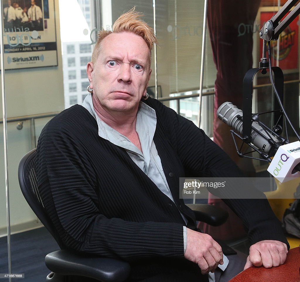 Celebrities Visit SiriusXM Studios - April 30, 2015