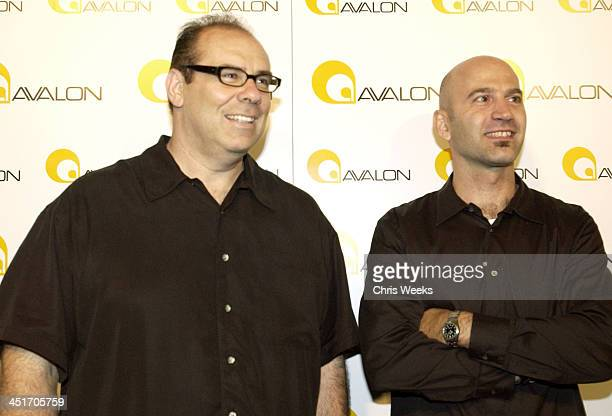 John Lyons and Steve Adelman owners Avalon Hollywood