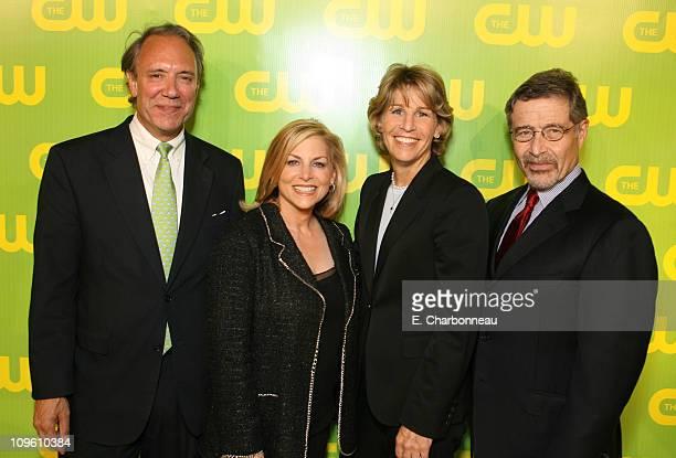 John Maatta Dawn Ostroff Nancy Tellem and Barry Meyer