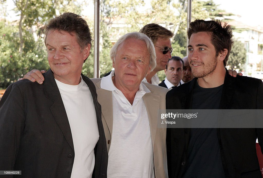 "2005 Venice Film Festival - ""Proof"" Photocall - Arrivals"