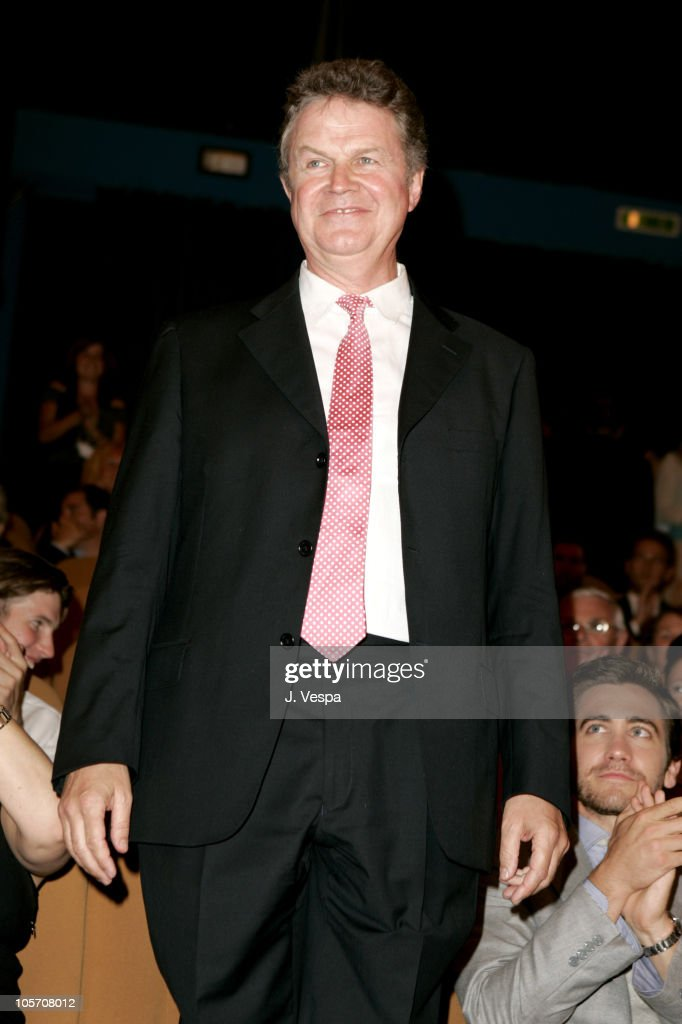 John Madden, director during 2005 Venice Film Festival - 'Proof' Premiere - Inside at Palazzo del Cinema in Venice Lido, Italy.