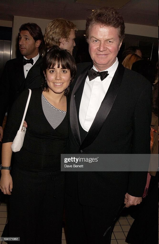 John Madden With His Daughter, Sylvia Movie After Party At Mezzo In Wardour Street, London