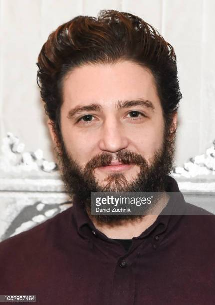 John Magaro attends the Build Series to discuss the film 'Overlord' at Build Studio on October 24 2018 in New York City