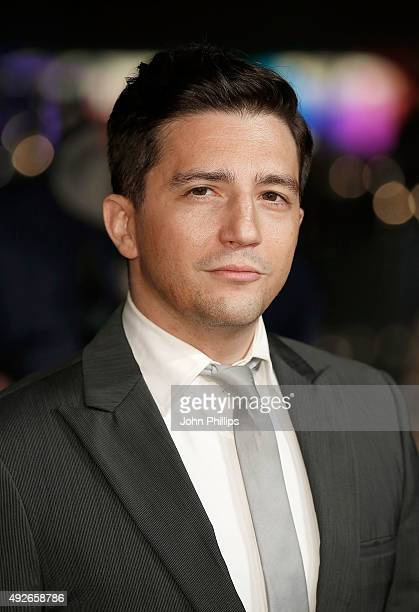 John Magaro attends the Carol America Express Gala during the BFI London Film Festival at the Odeon Leicester Square on October 14 2015 in London...