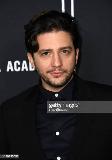 John Magaro attends the Premiere of Netflix's The Umbrella Academy at ArcLight Hollywood on February 12 2019 in Hollywood California