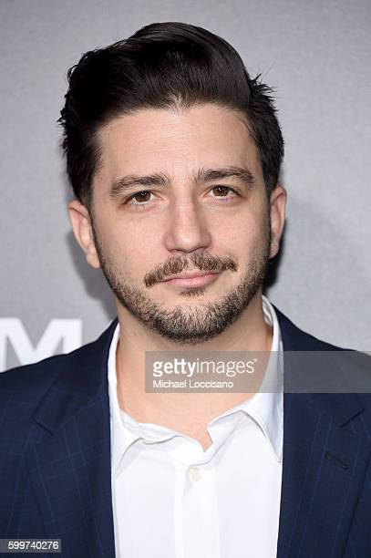 John Magaro attends the Sully New York Premiere at Alice Tully Hall on September 6 2016 in New York City