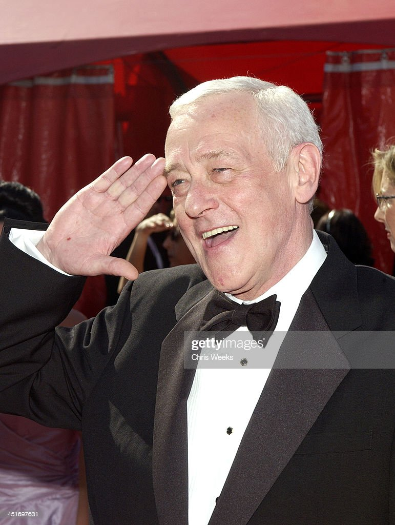 John Mahoney during 55th Annual Primetime Emmy Awards - Arrivals at The Shrine Auditorium in Los Angeles, California, United States.