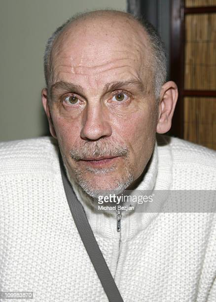 John Malkovich at the Heineken Green Room during 2006 Park City - Art School Confidential Party at the Heineken Green Room in Park City, Utah.