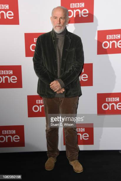 John Malkovich attends a screening of The ABC Murder at BFI Southbank on December 13 2018 in London England