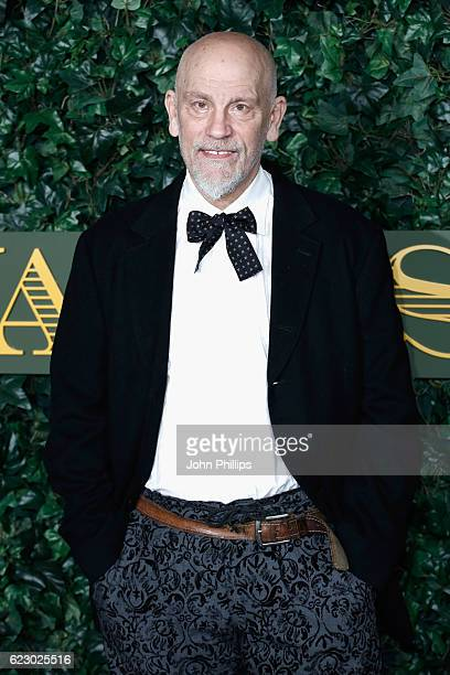 John Malkovich attends The London Evening Standard Theatre Awards at The Old Vic Theatre on November 13 2016 in London England