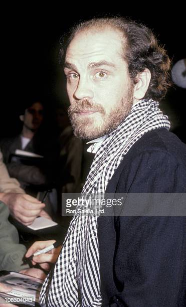 John Malkovich during Premiere of 'Eleni' in Los Angeles November 15 1985 at Academy Theater in Beverly Hills California United States
