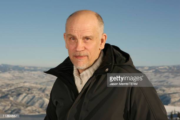 John Malkovich with North Face at The North Face House *Exclusive Coverage*