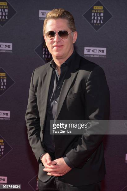 John Martin attends the 2018 TCM Classic Film Festival Opening Night Gala 50th Anniversary World Premiere Restoration of 'The Producers' at TCL...