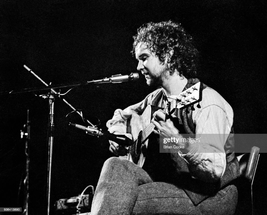 John Martyn On Stage : News Photo
