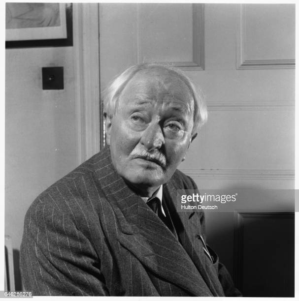 John Masefield the English poet and novelist 1954 He was appointed poet laureate in 1930