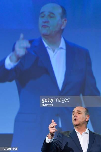 John Mattone, a top leadership speaker speaks at Pendulum Summit, World's Leading Business & Self Empowerment Summit, in Dublin Convention...