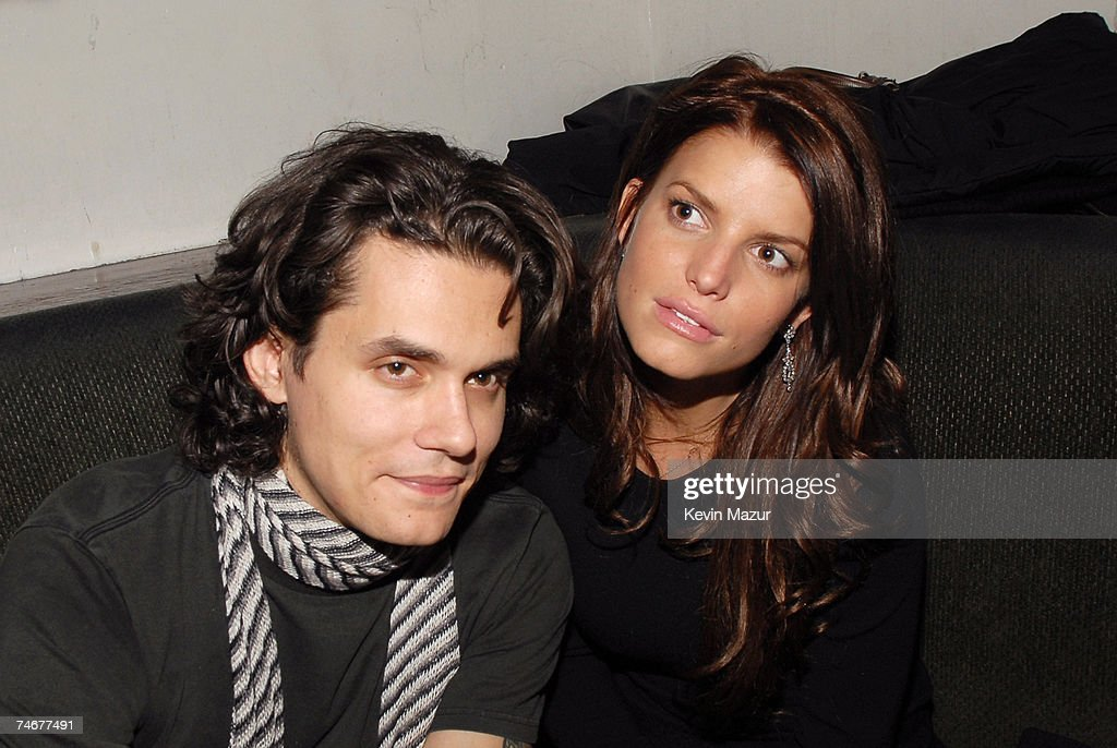 John Mayer in Concert at Madison Square Garden - After Party at Stereo - Inside - February 28, 2007 : News Photo