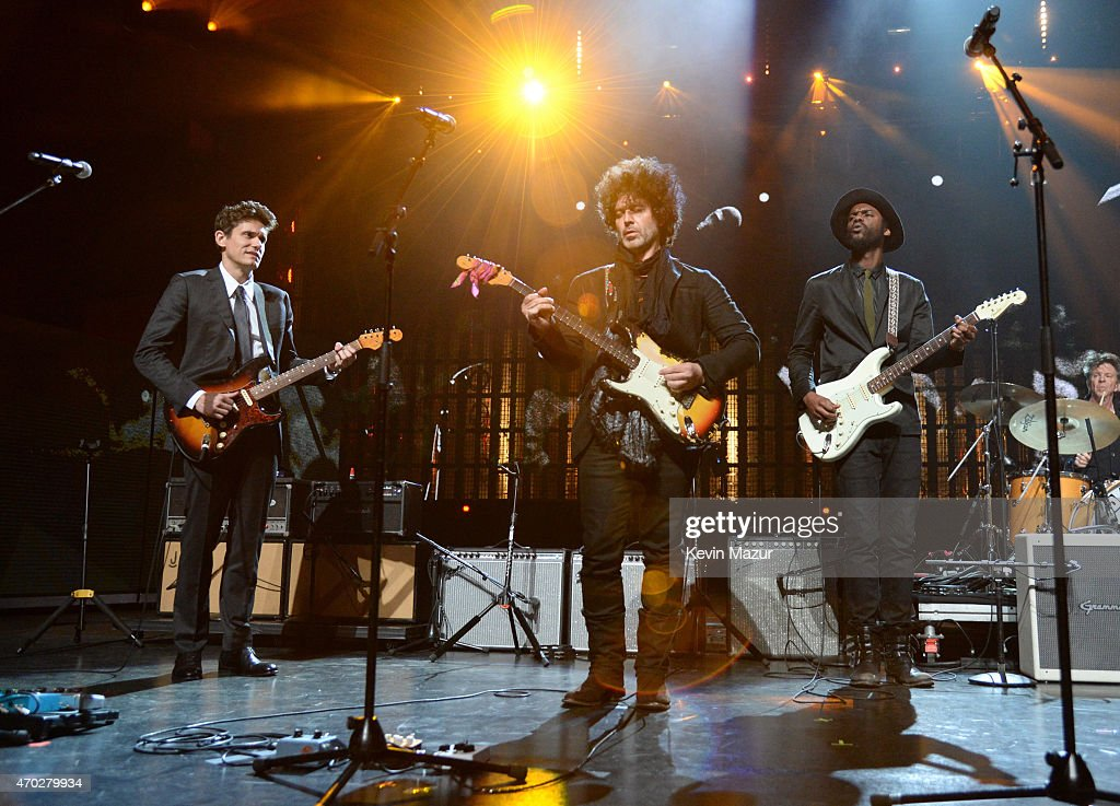 30th Annual Rock And Roll Hall Of Fame Induction Ceremony - Show : Foto jornalística
