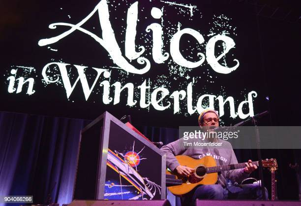 John Mayer performs during 97.3's Alice In Winterland at The Masonic Auditorium on January 11, 2018 in San Francisco, California.