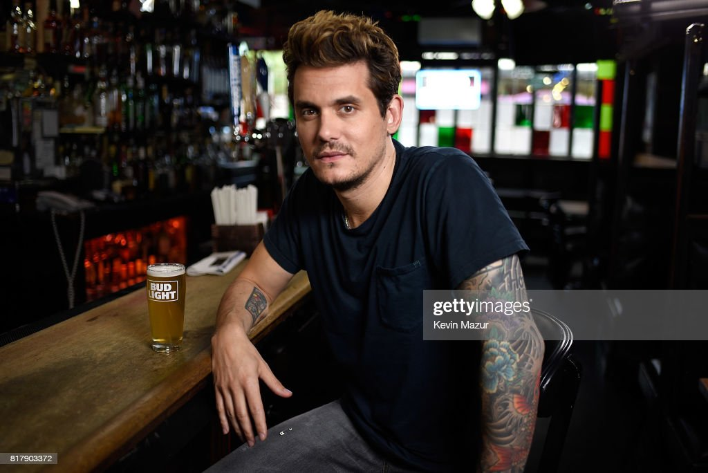 John Mayer Prepares For His Upcoming Dive Bar Tour With Bud Light