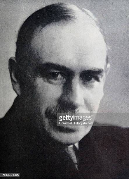 John Maynard Keynes 1938. John Maynard Keynes, 1st Baron Keynes, 1883 – 1946), British economist whose ideas have fundamentally affected the theory...