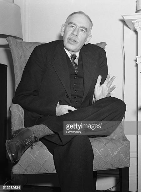 John Maynard Keynes, 1st Baron Keynes of Tilton . English economist. Son of John Neville Keynes. Known for theory that recovery from a recession is...