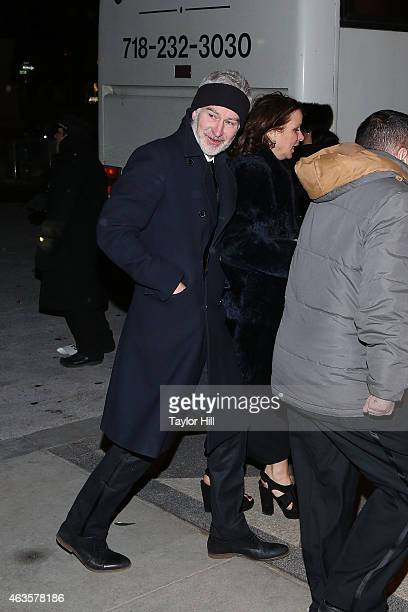 John McEnroe attends the Saturday Night Live 40th Anniversary Celebration After Party at The Plaza Hotel on February 15 2015 in New York City