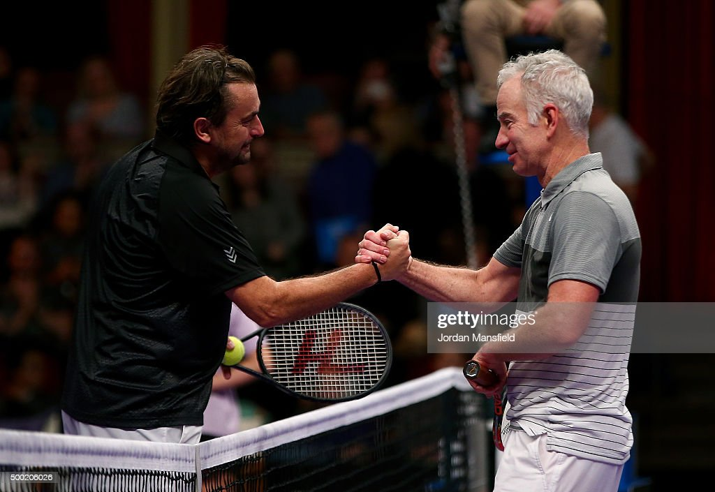 Masters Tennis - Day Five : News Photo