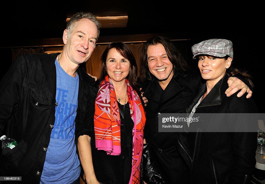 Van Halen Private Show and Tour Announcement : News Photo