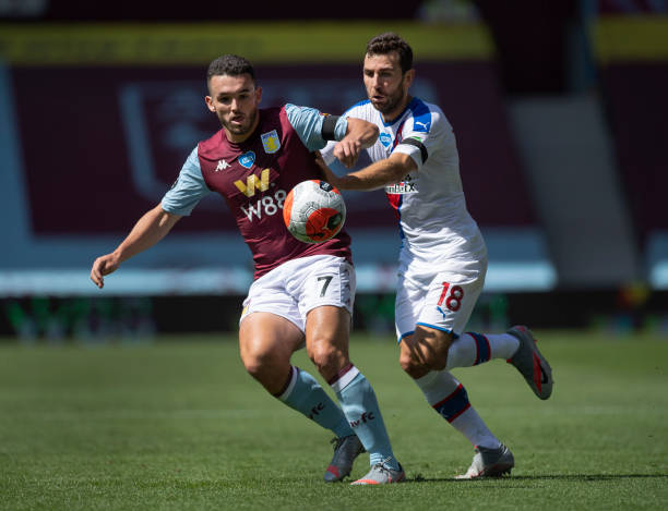GBR: Aston Villa v Crystal Palace - Premier League