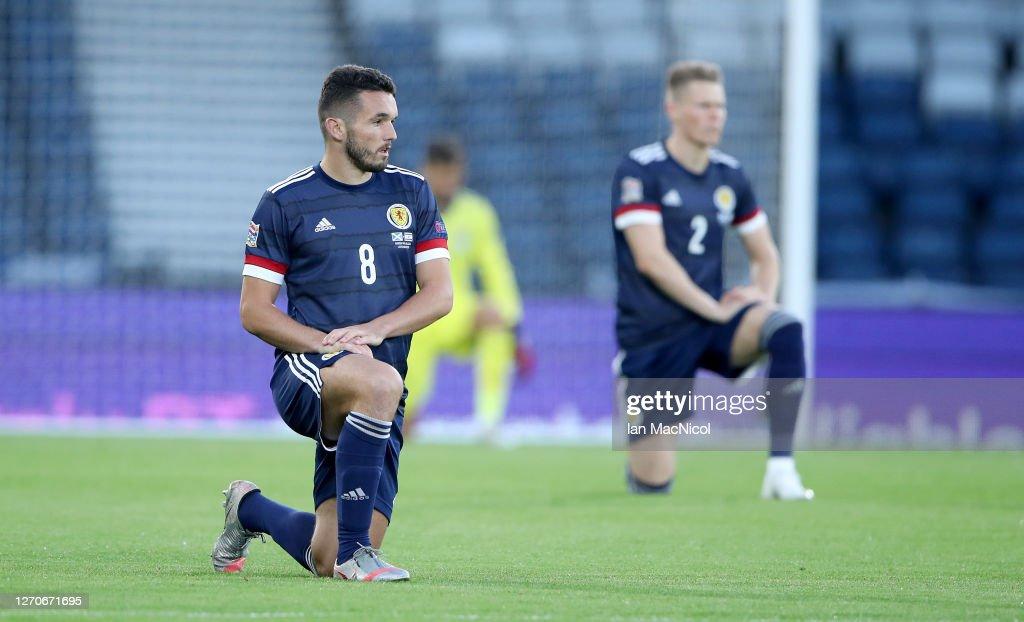 Scotland v Israel - UEFA Nations League : News Photo